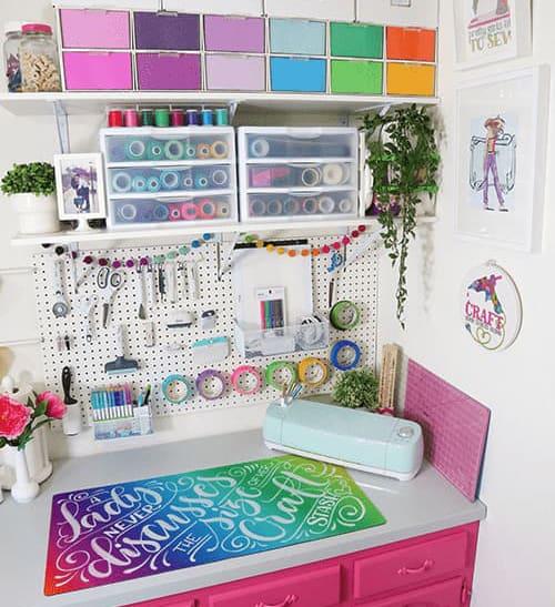 the howjoyful craft room