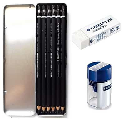 drawing sketching kit
