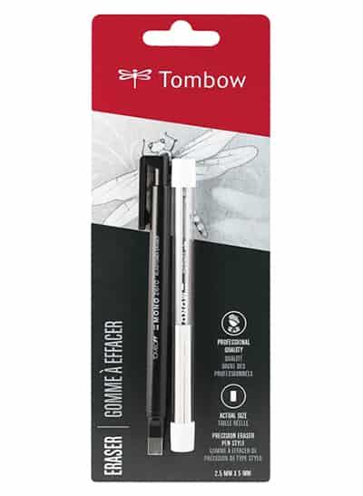 tombow eraser pack