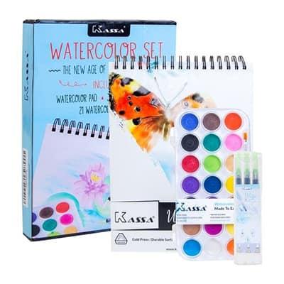 watercolor starter kit