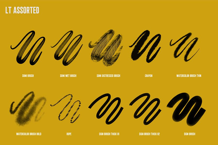 QuiverSupplyCo Lettering Toolkit