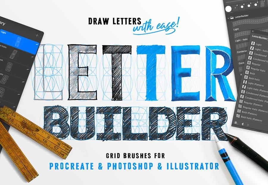 the letter builder