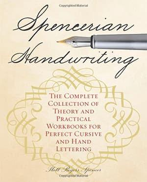 spencerian handwritting