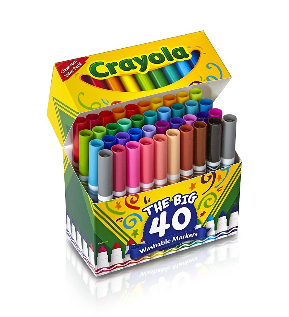 crayola washable