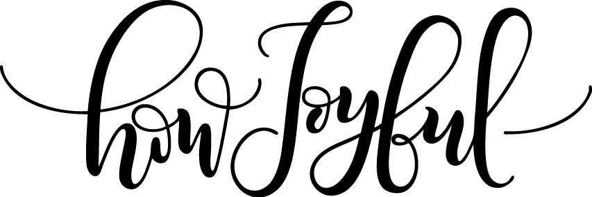 HowJoyful  | A lettering + calligraphy + creative resource site